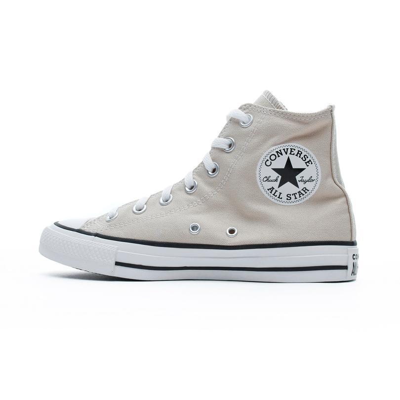 Chuck Taylor All Star Hi Kadın Bej Sneaker