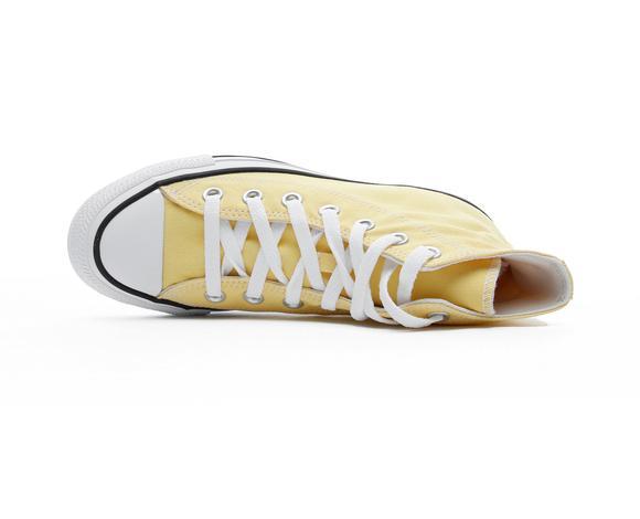 Chuck Taylor All Star Hi Kadın Sarı Sneaker