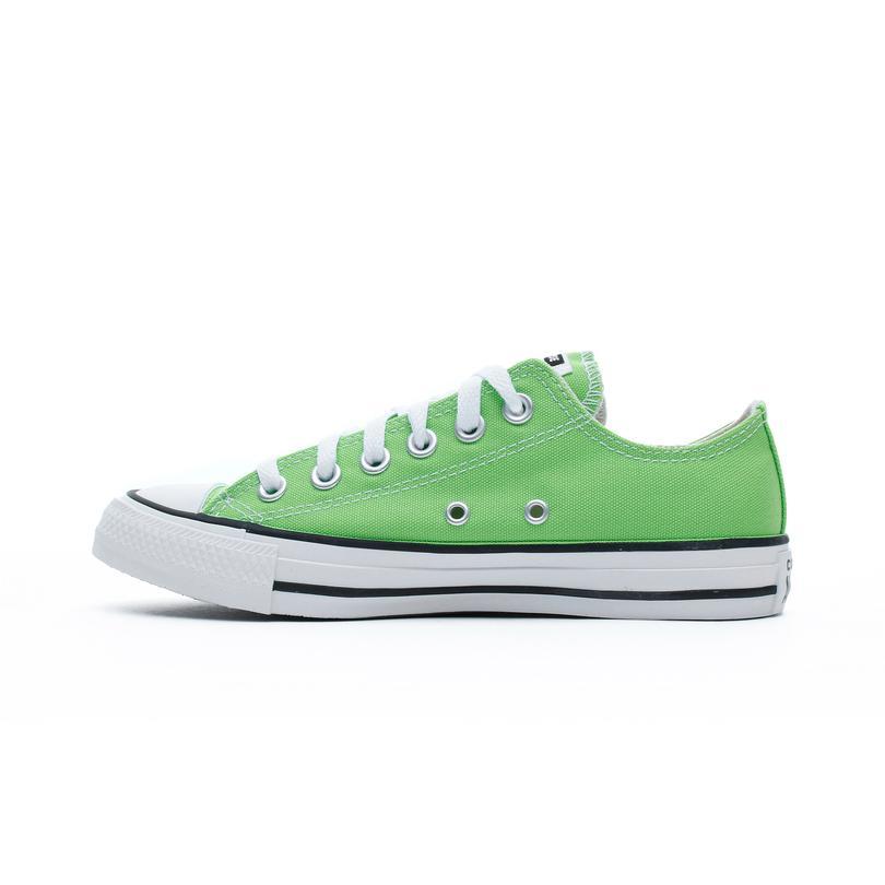 Chuck Taylor All Star Ox Kadın Yeşil Sneaker