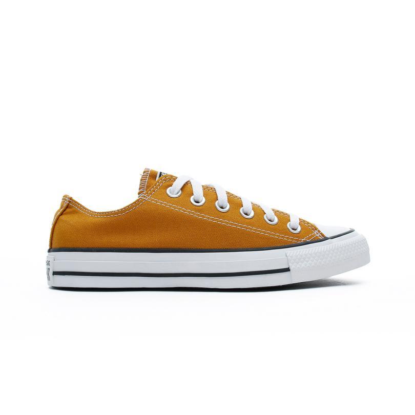 Chuck Taylor All Star Ox Kadın Sarı Sneaker