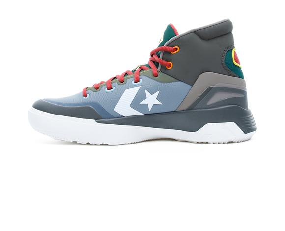G4 Hi Erkek Gri Sneaker