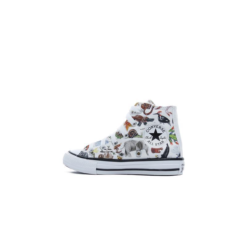 Chuck Taylor All Star Hi Çocuk Beyaz Sneaker