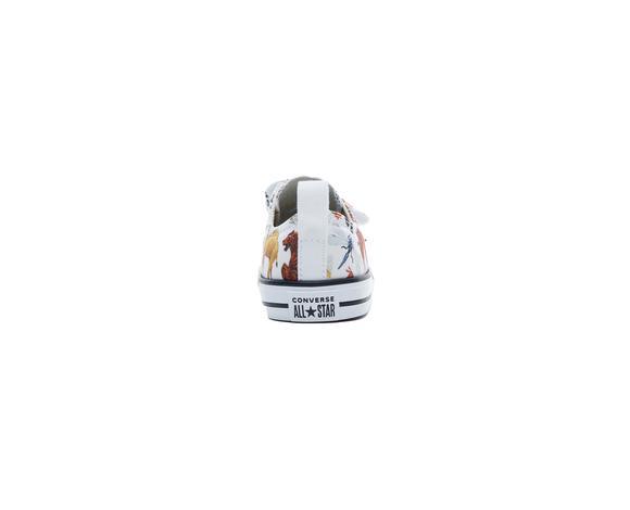 Chuck Taylor All Star 2V Ox Bebek Beyaz Sneaker