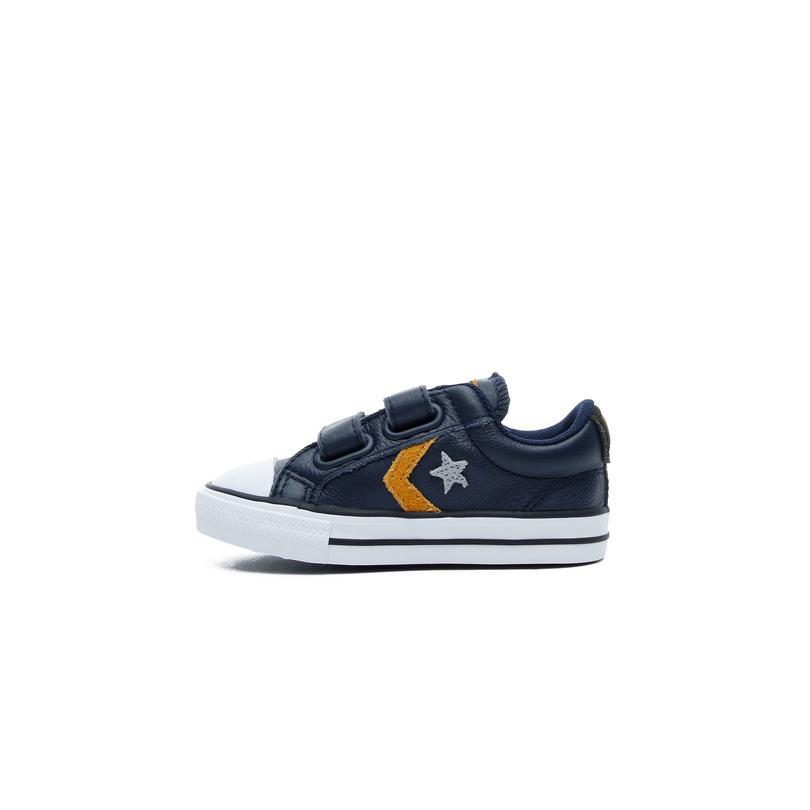 Star Player 2V Ox Bebek Mavi Sneaker