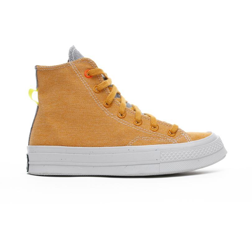 Chuck 70 Renew Hi Kadın Sarı Sneaker