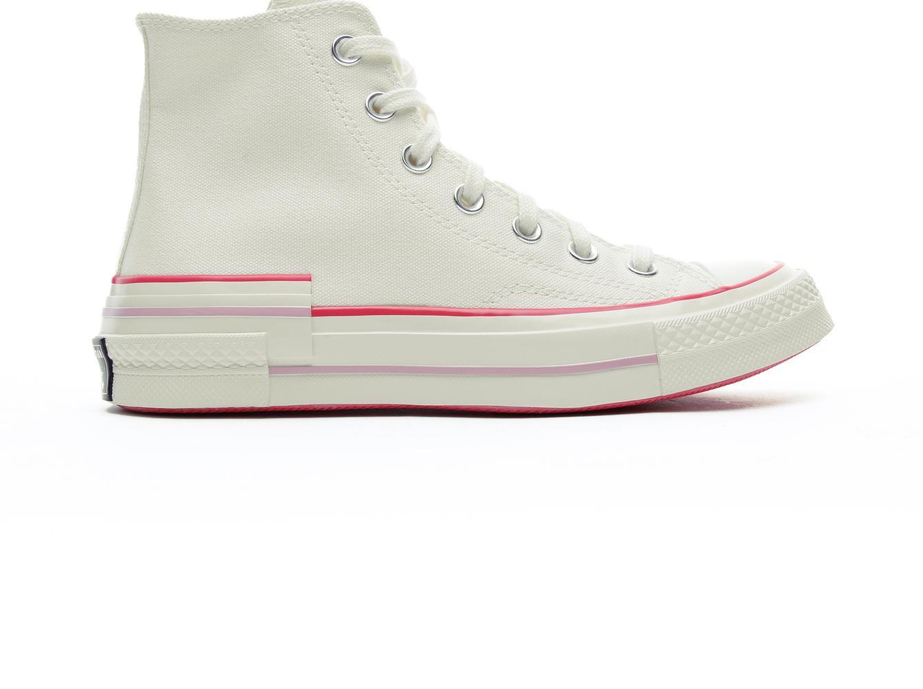 Chuck 70 Hi Kadın Beyaz Sneaker