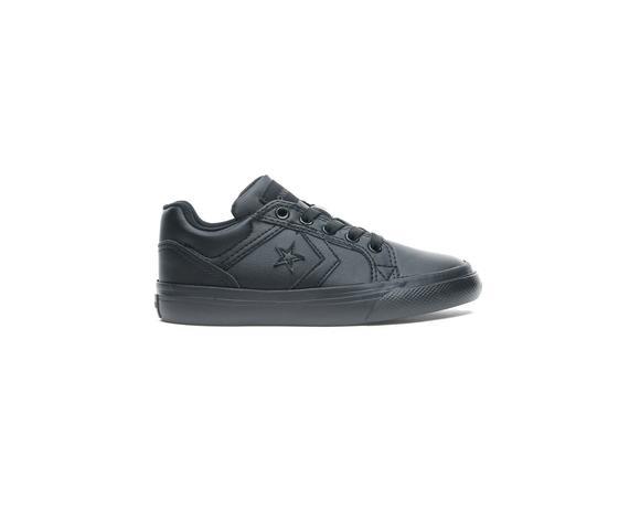 El Distrito 2.0 Ox Çocuk Siyah Sneaker