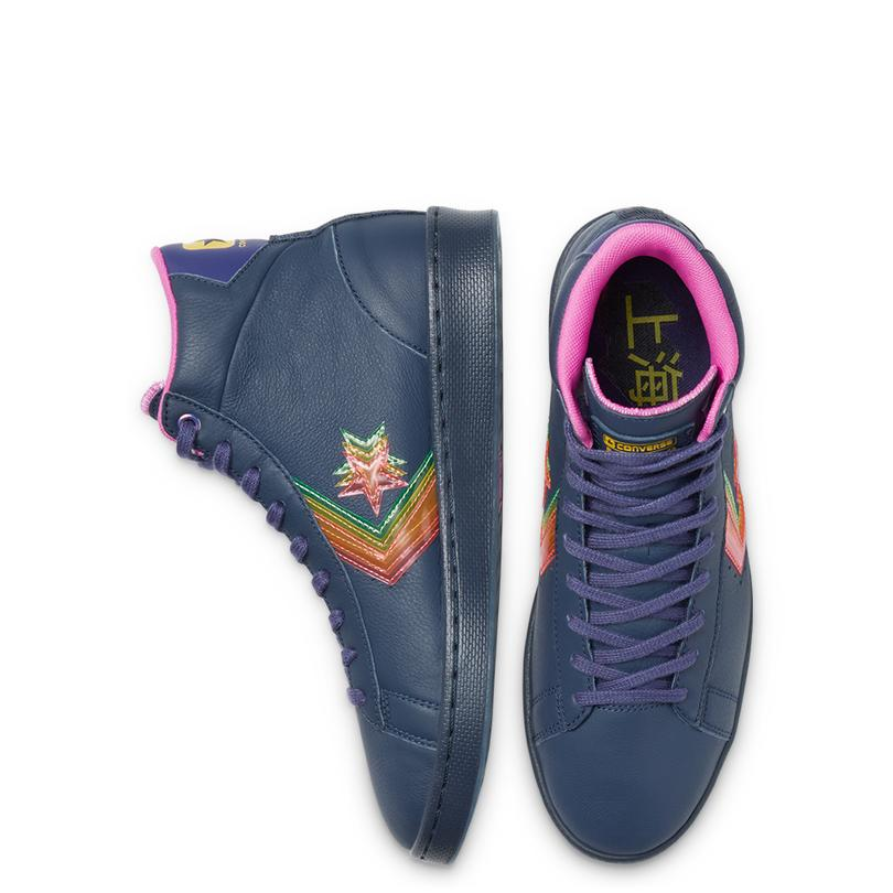 Heart Of The City Pro Leather