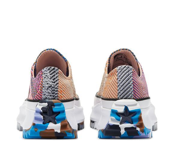 Knit Mashup Run Star Hike