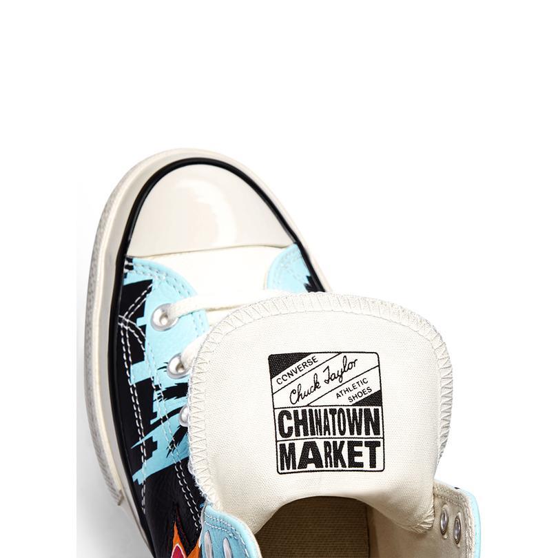 Chuck 70 Hi Unisex Mavi Sneaker