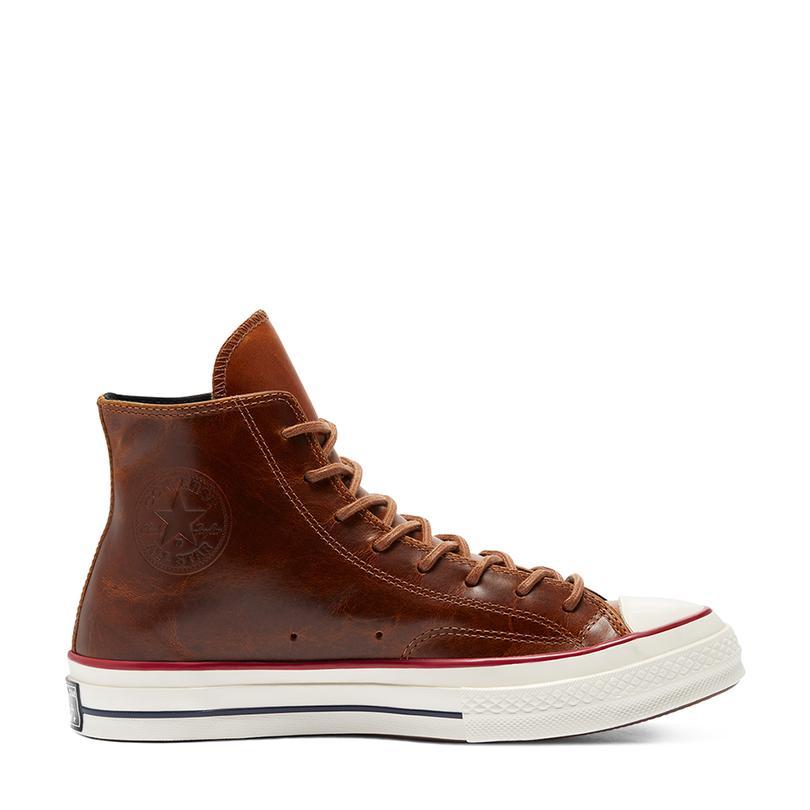 Chuck 70 Premium Leather Hi