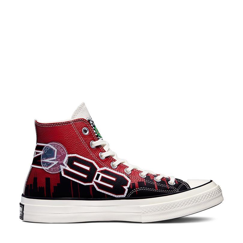 Chuck 70 Hi Unisex Mor Sneaker