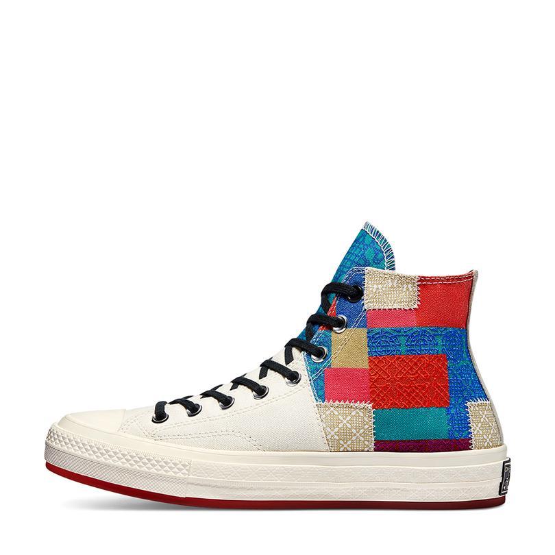 Chuck 70 Hi Unisex Krem Sneaker