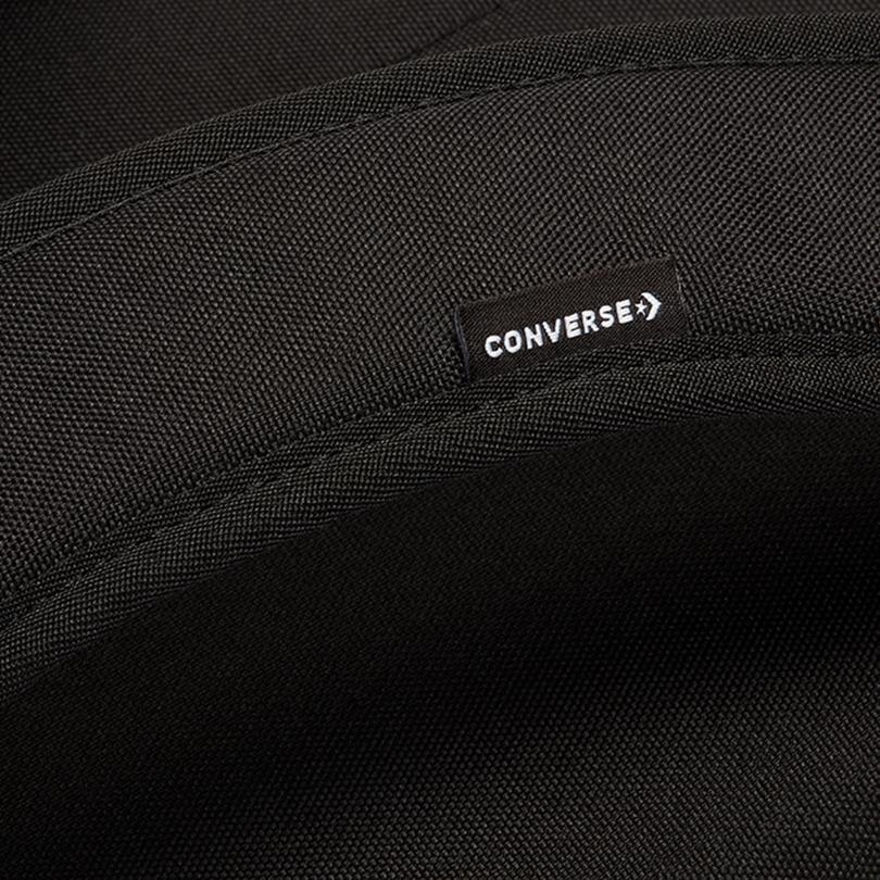 Converse Go 2 Unisex Siyah Sırt Çantası