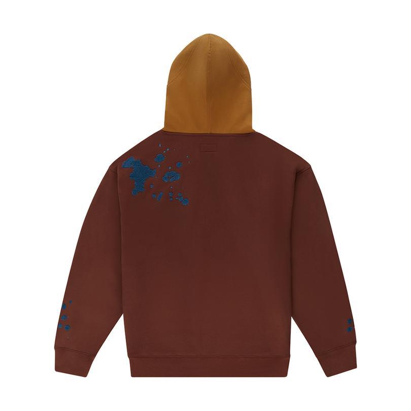 Converse x Bandulu Kapüşonlu Sweatshirt
