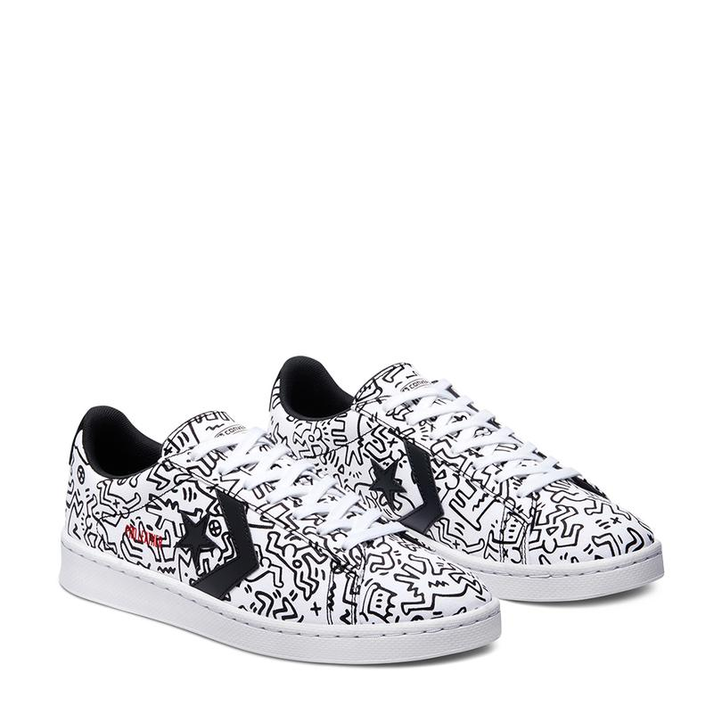 Converse x Keith Haring Pro Leather