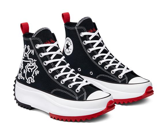 Converse x Keith Haring Run Star Hike