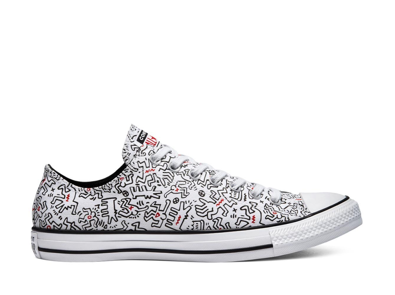 Converse x Keith Haring Chuck Taylor All Star