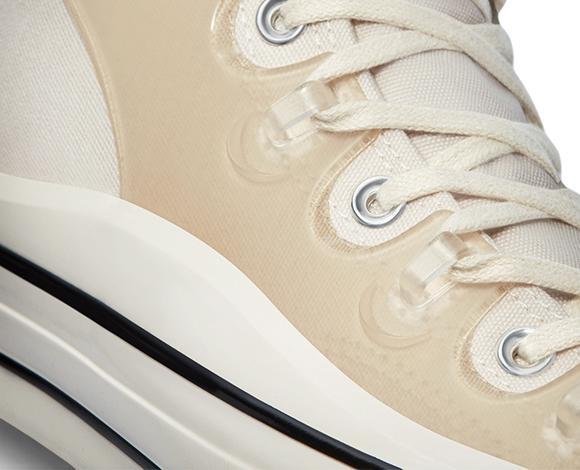Chuck 70 Utility Wave Hi Unisex Krem Sneaker
