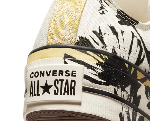 Chuck Taylor All Star Floral Fusion Lift