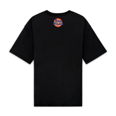 Converse Space Jam A New Legacy Erkek Siyah T-Shirt