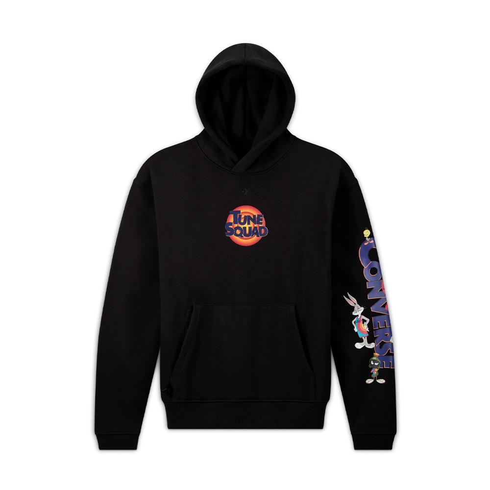 Converse Space Jam A New Legacy Erkek Siyah Sweatshirt