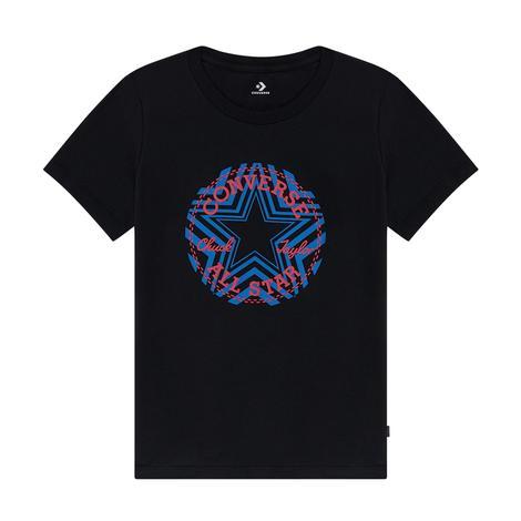 Multi-Star Chuck Taylor Patch T-Shirt