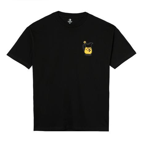 Converse Lemonade Erkek Siyah T-Shirt
