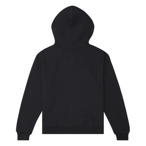 Converse Embroidered Star Chevron Kadın Siyah Sweatshirt
