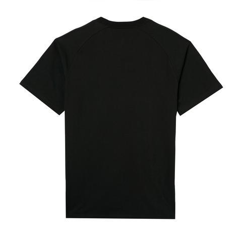 Converse Court Lifestyle Erkek Siyah T-Shirt