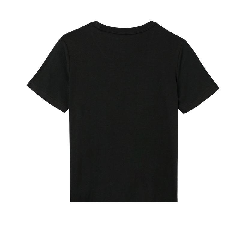 Converse Court Ready Graphic Erkek Siyah T-Shirt