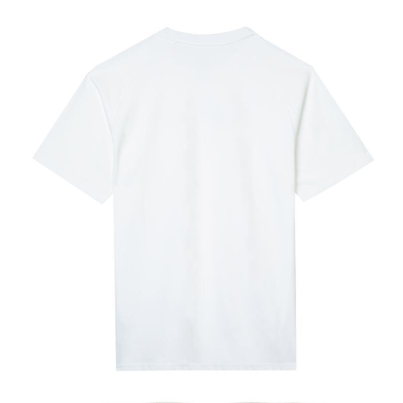 Converse Court Lifestyle Erkek Beyaz T-Shirt