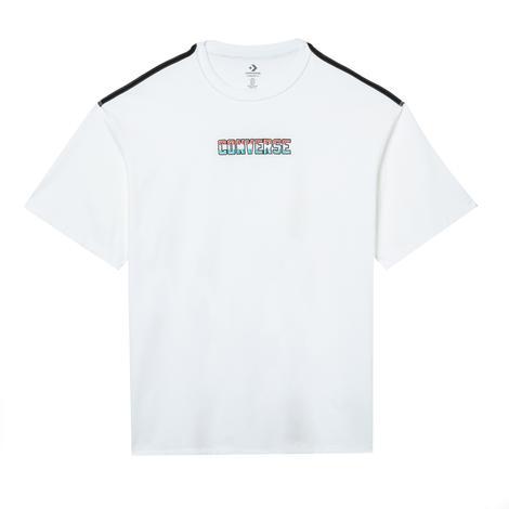 Converse Court Ready Graphic Erkek Beyaz T-Shirt