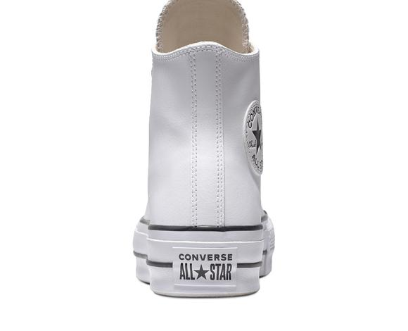 Chuck Taylor All Star Lift Platform Leather