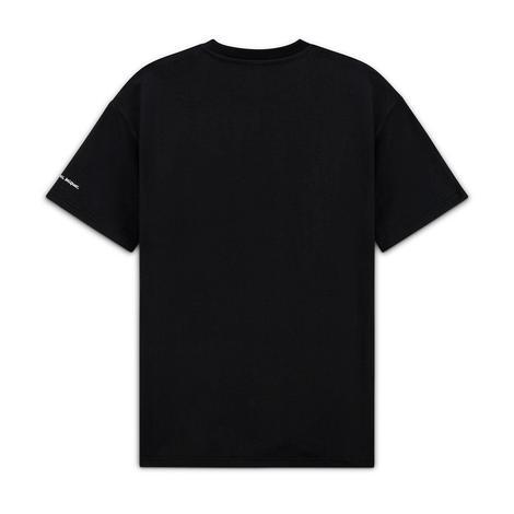 Converse Basquiat Elevated Graphic Erkek Siyah T-Shirt