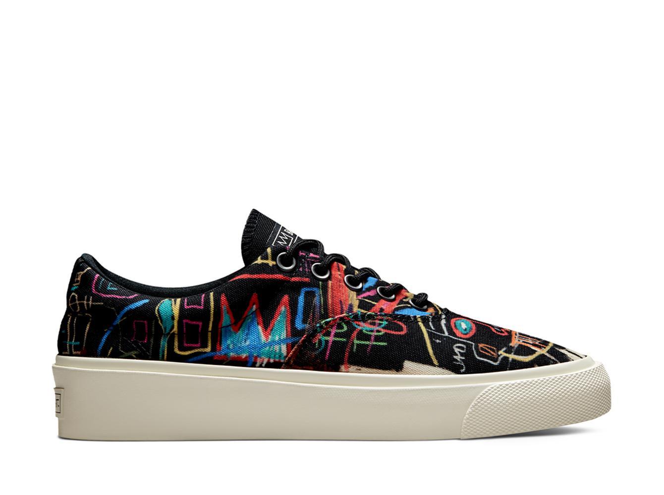 Converse X Basquiat Skid Grip Ox