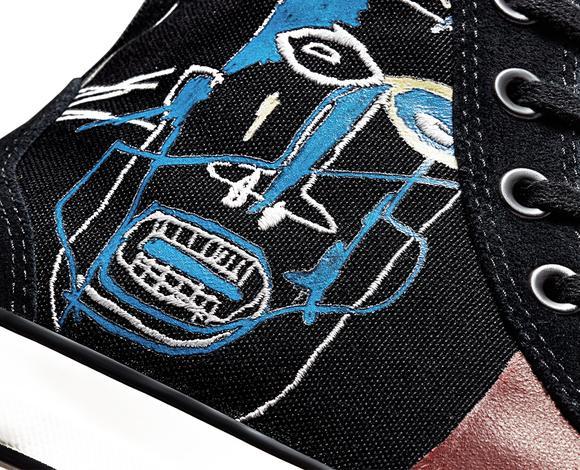 Converse X Basquiat Chuck 70 Hi