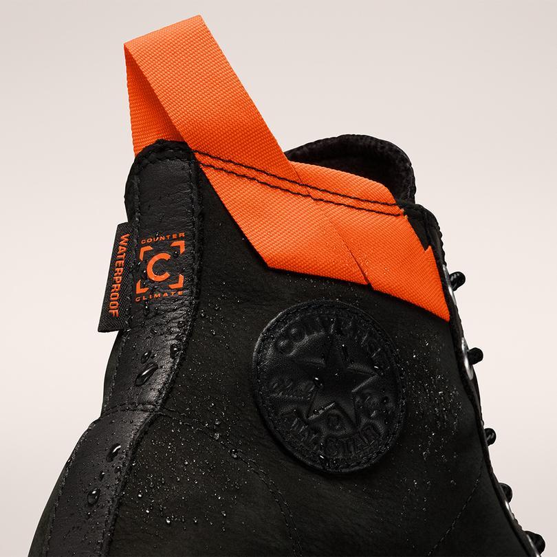 Chuck 70 Waterproof Nubuck Leather