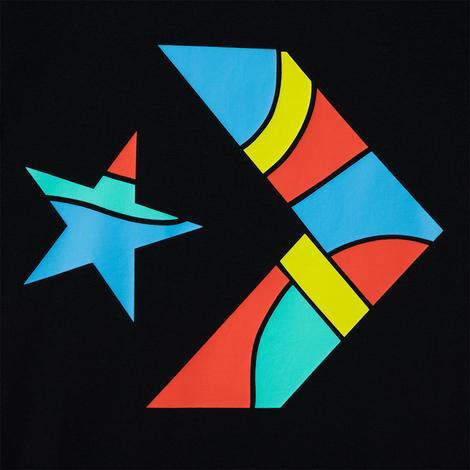 Peace And Unity Erkek Siyah T-Shirt