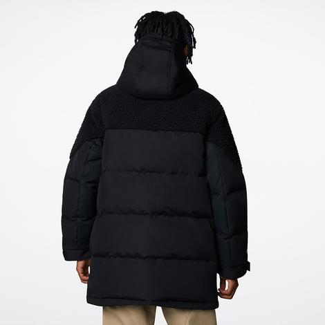 Erkek Siyah Mont