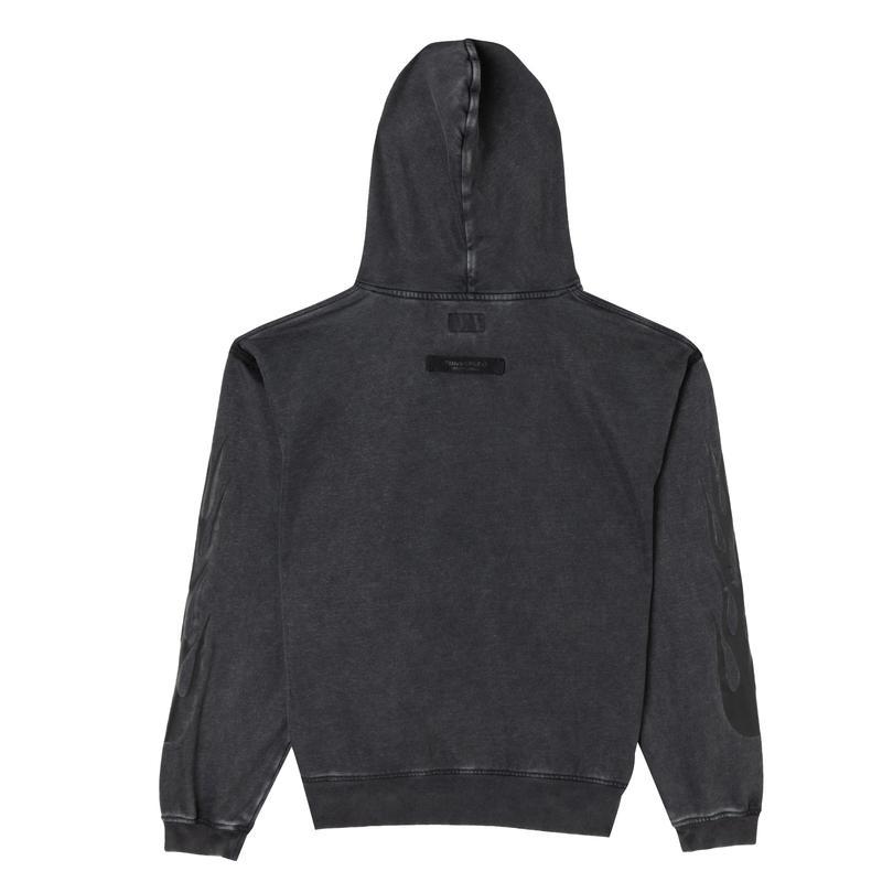 Court Ready Graphic Erkek Siyah Sweatshirt